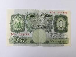 GRAN BRETAGNA 1 POUND - …-1952 : Avant Elizabeth II