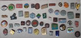 Croatia Bosnia Yugoslavia Slovenia 50 Different Pins  LOT 3 - Badges