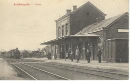 FROIDCHAPELLE : La Gare - Froidchapelle