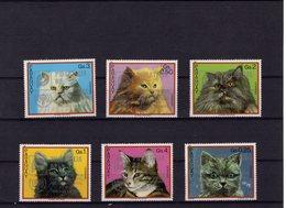 673709548 PARAGUAY 1982 POSTFRIS MINT NEVER HINGED POSTFRISCH EINWANDFREI SCOTT 2054A 2054E 2055 VARIOUS CATS - Paraguay