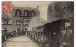 Lock-out Patronal De Fougères Soupes Communistes Syndicales De La Bourse Du Travail. - Fougeres