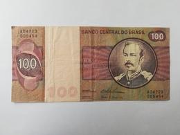BRASILE 100 CRUZEIROS - Brasile