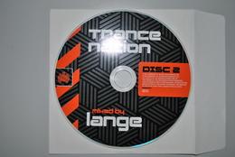 Trance Nation Mixed By Lange  Bon état  Sans Boitier Vente En Belgique Uniquement - Dance, Techno En House