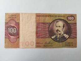 BRASILE 100 CRUZEIROS - Brazil