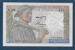France - 10 F  Mineur  Du  10 - 3 - 1949 - 1871-1952 Frühe Francs Des 20. Jh.