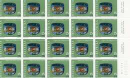 N° 961, 962, 963, 964 Neufs En Feuille De 20 Pour Une Cote De 75 Euros Ou 29 Francs Suisse Pour Affranchisement - Svizzera