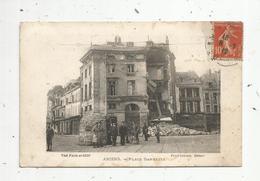 Cp , 80 , AMIENS ,  Guerre 1914-1918, Place GAMBETTA ,hôtel Du PERIGORD, Voyagée 1917 - Amiens