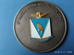 Aviazione 5° Raggrupamento Ala -rigel- - Italia