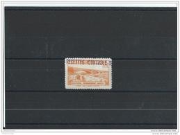 ALGERIE 1941/1942 - YT N° 95 NEUF AVEC CHARNIERE * (MLH) GOMME D'ORIGINE TTB - Paketmarken