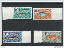 ASCENSION 1970 - YT N° 131/134 NEUF SANS CHARNIERE ** (MNH) GOMME D'ORIGINE LUXE - Ascension (Ile De L')