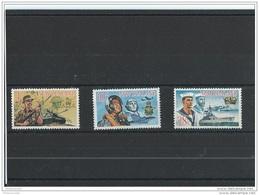 NOUVELLE ZELANDE 1968 - YT N° 468/470 NEUF SANS CHARNIERE ** (MNH) GOMME D'ORIGINE LUXE - Ongebruikt