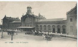 Luik - Liége - 4924 - Gare De Longdoz - Edition Heintz-Jadoul - Luik