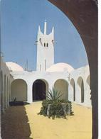 41849  Algerien -    El Qued  - The City Of A Thausend Domes - Interior Hotel Transatlantique - El-Oued