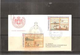 FDC Ordre De Malte - 1977 - Malte (Ordre De)