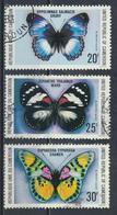°°° CAMERUN - Y&T N°624/26 - 1978 °°° - Camerun (1960-...)