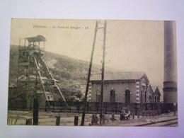 TRESCOL  (Gard)  :  Le  PUITS Du  GOUFFRE   1913   XXX - France
