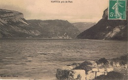 NANTUA 1913 Pris De Port CPA - Nantua