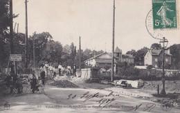 Villiers Sur Marne Route De Plessis Trévise ( Ouvriers Travaux Terrassement )   PRIX FIXE - Villiers Sur Marne