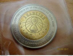 Suisse: 1 Sablier Monnaie Temporaire Genève 2000 - Monétaires / De Nécessité