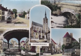 DONNEMARIE-EN-MONTOIS (77)  Vues Multiples - Donnemarie Dontilly