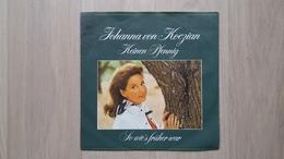 Johanna Von Koczian - Keinen Pfennig - Vinyl-Single Von 1977 - Sonstige - Deutsche Musik