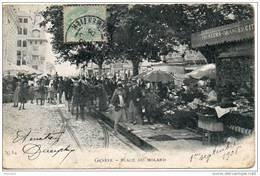 Suisse. Geneve. Place Du Mollard - GE Genève
