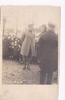 Mons Photo Carte Albert 27 11 1918 - Mons