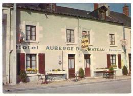 GF (41) 2044, Fougères Sur Bièvre, Eurolux 213, Auberge Du Château, Façade - Otros Municipios