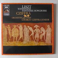 LP/ Liszt - Totentanz. Fantaisie Hongroise - Classique