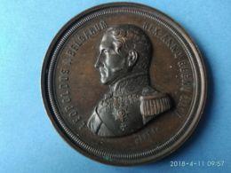 Leopoldo I° Anno 25° Regno 1856 - Monarchia / Nobiltà