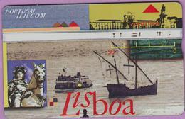 Télécarte °° Portugal - 50 Holo  - Lisboa Em 1994 - RV 1485 - Portugal