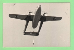 Pisa Aereo Avion Fairchild C 119 Cpa 1964 Parà Aeronautica Italiana Aviazione Flight Cpa Viaggiata 1964 Paracadutismo - 1946-....: Era Moderna