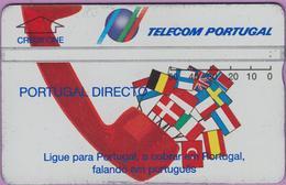 Télécarte °° Portugal - 50 Holo  - Portugal Directo - V 6983 - Portugal