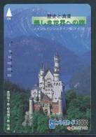 JAPAN Prepaidkarte - Germany - Siehe Scan - 4341 - Landschaften
