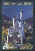 JAPAN Prepaidkarte - Germany - Siehe Scan - 4342 - Landschaften