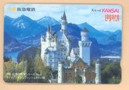 JAPAN Prepaidkarte - Germany - Siehe Scan - 4343 - Landschaften