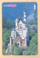JAPAN Prepaidkarte - Germany - Siehe Scan - 4344 - Landschaften