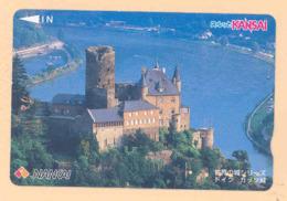 JAPAN Prepaidkarte - Germany - Siehe Scan - 4345 - Landschaften