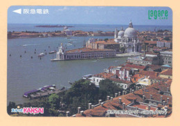 JAPAN Prepaidkarte - Italien - Siehe Scan - 4350 - Landschaften
