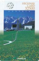 JAPAN Prepaidkarte - Österreich - Siehe Scan - 4352 - Landschaften
