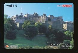 JAPAN Prepaidkarte - Landschaften, Städte - Siehe Scan - 4353 - Landschaften