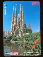 JAPAN Prepaidkarte - Landschaften, Städte - Siehe Scan - 4359 - Landschaften