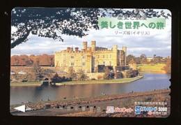 JAPAN Prepaidkarte - Landschaften, Städte - Siehe Scan - 4363 - Landschaften