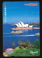 JAPAN Prepaidkarte - Landschaften, Städte - Siehe Scan - 4373 - Landschaften