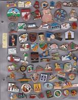 Lot De 76 Pin's Des PO (66) - Pin's