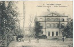 Oostakker - Oostacker - 14 - Château Slootendries - Kasteel Slootendries - 1923 - Gent