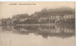 Bosvoorde - Boitsfort - Hôtels De Belle-Vue Et De L' Etang - Collection Hôtels De Belle-Vue - Desaix - Watermaal-Bosvoorde - Watermael-Boitsfort
