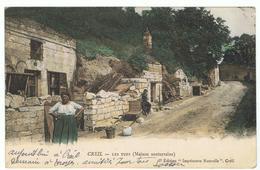 Creil - Les Tufs (Maison Souterraine) - Creil