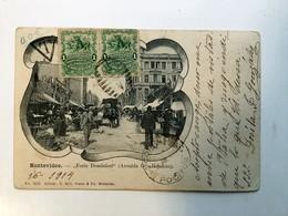AK   URUGUAY   MONTEVIDEO    1904. - Uruguay