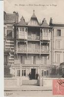 Dieppe Hôtel Beau-Rivage 1906 - Dieppe